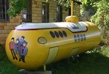 Propane Tank Disguises / by Cindy Eriksen