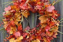 Autumnal / Autumn and fall inspiration