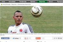Colombia - Chile: duelo definitivo por un cupo al Mundial