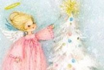 Christmas - Vintage Holiday / by Peggy Butler