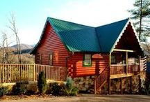 Pet Friendly Cabins / We have pet friendly cabins for when you don't want to leave you furry friend at home! Bring them along, we have plenty of vacation homes to choose from.  / by Diamond Mountain Rentals