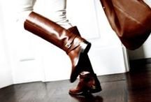 Ride Out / Outfit inspiration for the ubiquitous riding boot; it's a classic for a reason!
