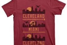 Basketball Tees / So you're a basketball fan? What are you wearing cuz you're not a TRUE fan if you're not in these tees.