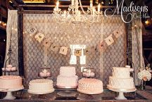 Party Ideas / by Claudia McDuff