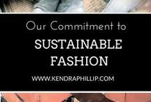 SUSTAINABLE AND ECO-FRIENDLY FASHION
