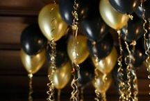 Holidays - New Year's! / New Year's Eve Party Ideas