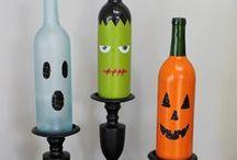 Holidays - Halloween / Halloween Party and Treat Ideas