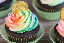 Holidays - St. Patrick's Day / St. Patrick's Day Décor and Food Ideas