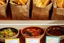 Holidays - Cinco de Mayo / Cinco de Mayo Party Décor and Food Ideas