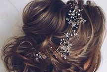 Perfect Look for the Big Day / The Perfect Hair, Nails, and Makeup for Weddings