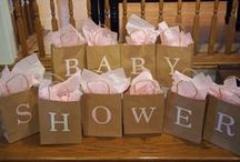 Baby Showers / Cute Ideas for Baby Showers - Games, Snacks, Décor, etc.