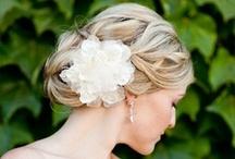Bridal Hair & Makeup / by Jen Putnam