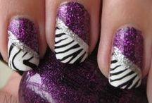 Finger Nails !!! / by Kristy Estes