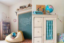 Nurseries and kids rooms / by Sarah Basye Eidson