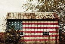 Barns / by Cathy Holz