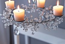 Candles / by Cathy Holz