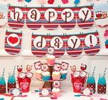 Holidays   Valentine's Day / Decorations, activities, favors and food inspiration for Valentine's Day!