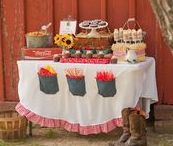 Party Theme Ideas / Ideas and inspiration for any and every occasion!