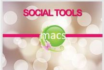 Social Tools / Find the tools you need to maximize your business using social media. If you are looking for help managing your accounts, contact us at www.macswomen.com / by MACsWomen's Group