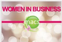 Women in business / This Board provides valuable resources for business women! WE share articles, blog posts and images for business women! #MACsWomen You can also read our blog at http://www.macswomen.com/blog ! / by MACsWomen's Group