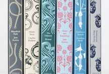 Clothbound Classics. Catch them all. / If, like us, you not only love having a great classic to read but also cherish the feel of a wonderful object, then these are the books for you. Bound in cloth and each individually designed by Coralie Bickford-Smith, these are some of the best classics ever written.