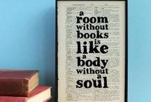 Book-ish-ness / by Tina Bucci