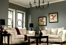 Seating Areas & Furniture / by Rachael Krall