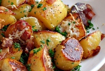 Foods- Potatoes / by Rachael Krall