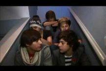 The Boys on the Stairs / by Daisy Farnsworth