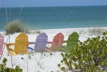 just beachy / by Tina Bucci