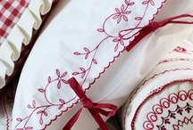 laces & linens / by Tina Bucci