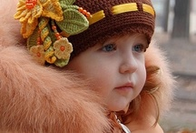in love with hats and mittens and boots / by Tina Bucci