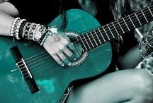 Strumming My Guitar / by Karen Bedson/Westerberg