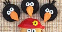 Seasons   Fall / Decorations, activities, favors and food inspiration for autumn parties and harvest festivals!