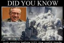 9/11 & STAGED EVENTS / The Truth is out there / by Cynthia Rogers