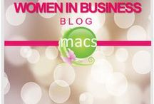 Business Women Blog  / The MACsWomen's Group Blog is a supportive resource for business women. We update the blog regularly with information to help you grow your business both online and offline.  / by MACsWomen's Group