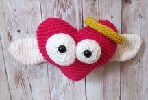 Crochet Heart Inspiration / Crochet has morphed from homespun to hot. – Janet Bennett Kelly