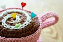 Crochet Pincushion Inspiration / by Annoo Crochet