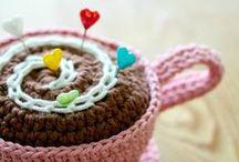 Crochet Pincushion Inspiration