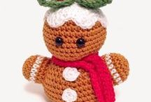 """Holiday  Crochet / """"What more do you need besides a crochet project and some hot cocoa?"""" – ChompCake"""