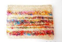 Crochet Purses/Clutches Inspiration