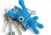 Crochet Keychains / by Annoo Crochet
