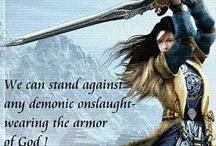 God's Warrior Princess / by Cynthia Rogers