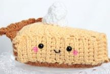 Crochet Food: 0 Calories!!!!!
