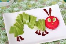 """Party Themes   The Very Hungry Caterpillar / Decorations, activities, favors and food inspiration for """"The Very Hungry Caterpillar"""" parties!"""