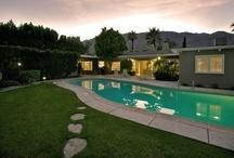 Dinah Shore's Palm Springs Estate