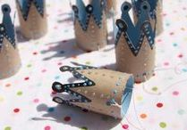 Party Themes   Princesses / Decorations, activities, favors and food inspiration for princess parties!