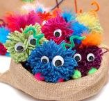 Party Themes   Monsters / Decorations, activities, favors and food inspiration for monster parties!