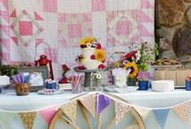 Party Themes   Rustic Celebrations / Decorations, activities, favors and food inspiration for rustic parties!