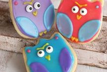 Party Themes   Owls & Birds / Decorations, activities, favors and food inspiration for owl and bird parties!